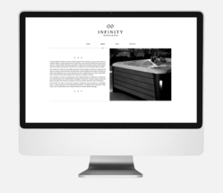 13 Perrin Roux Infinity Pools and Spa Website Application 2